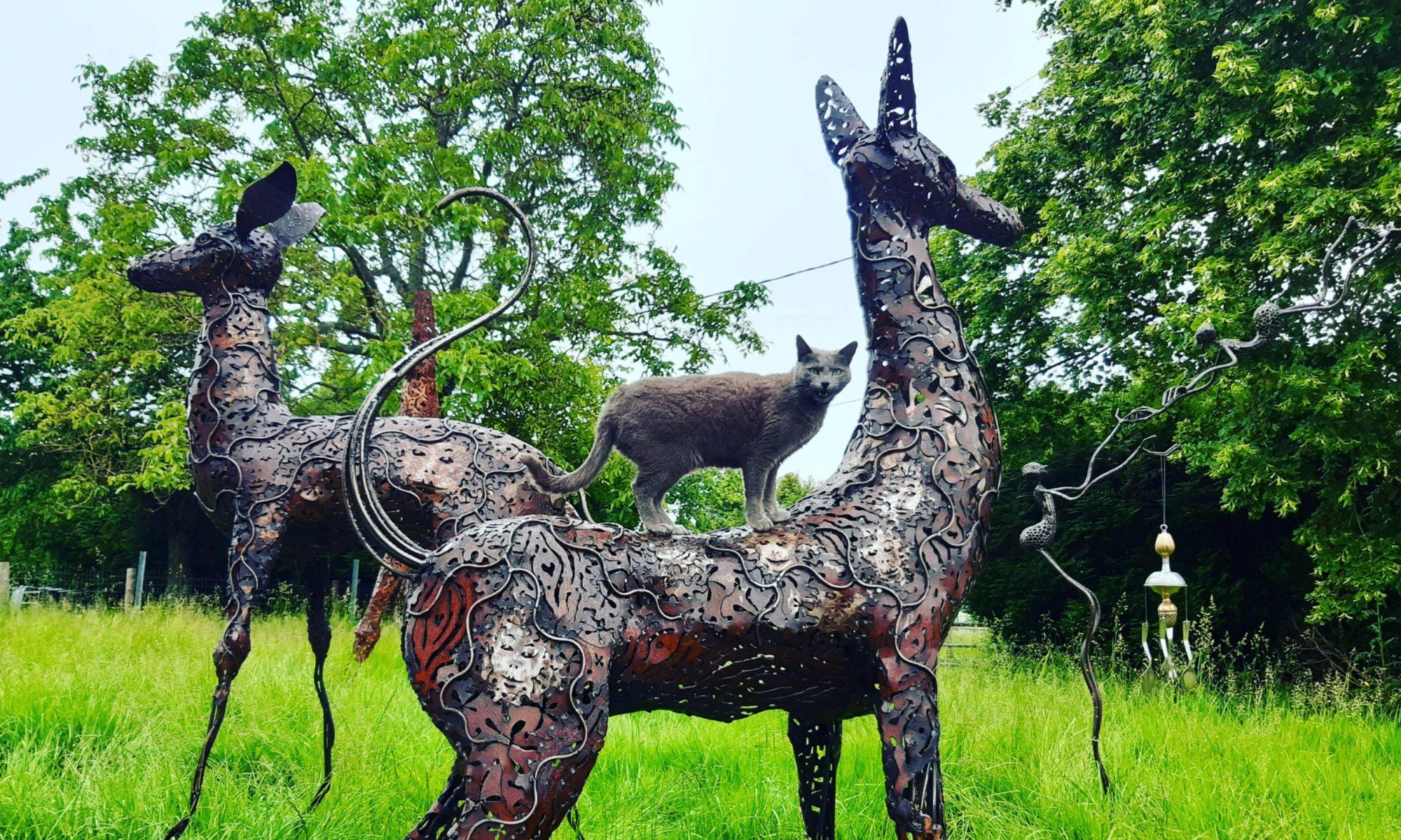 Sculpture Didier Dantras